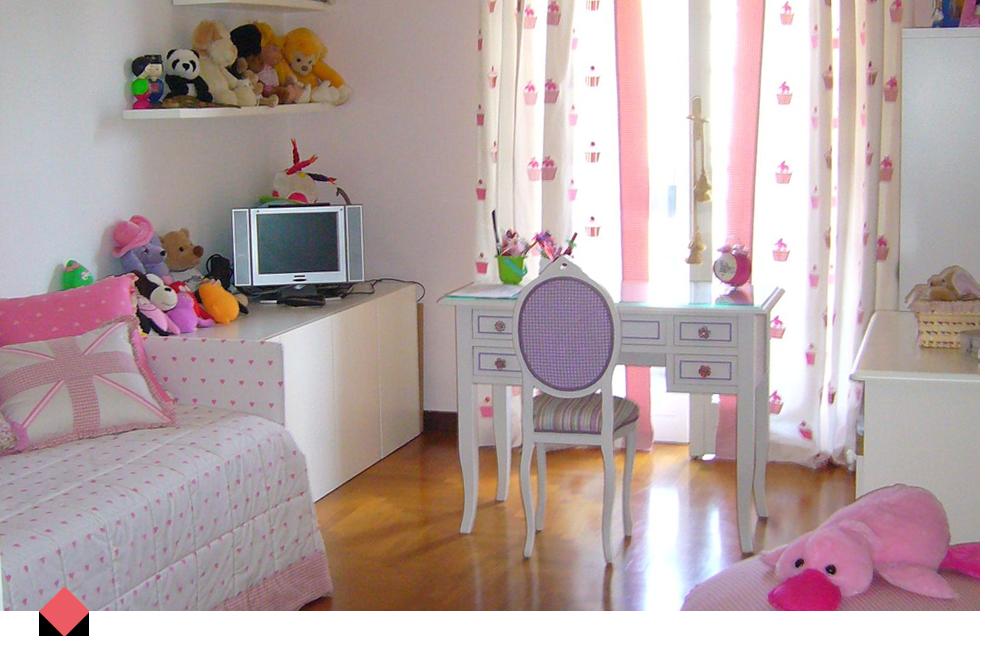 Tende camera matrimoniale e cameretta meroni tendaggi e tappezzeria - Tende camerette bambini ...