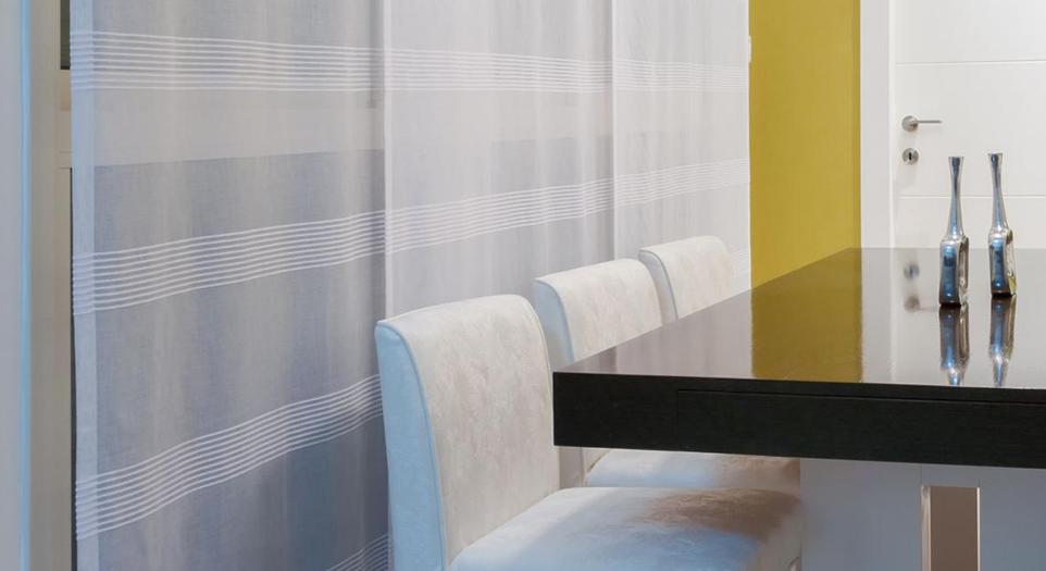 Tende a pannello monza meroni tende tendaggi e tappezzeria for Tende pannello moderne